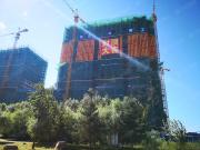 里普利广场7#、8#楼喜封金顶 10月7日盛大开盘