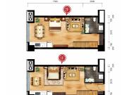 楼市低迷下公寓市场火热 银川人都在买哪儿的公寓?