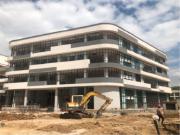 经开区这两个新建小学即将竣工 区域内都有哪些楼盘?