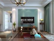 【家·设计】枣庄中坚一126㎡现代风格,自然光自阳台落地窗倾