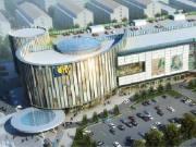 中北镇新城市中心二期北区主体封顶 区域名盘洋房均价30000