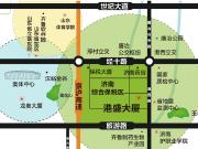 高新区+唐冶双城驱动,最强经济商务共联体