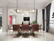 哈尔滨装修设计丨半岛首府装修·现代轻奢风格丨哈尔滨龙发装饰
