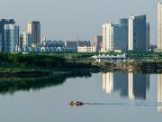 呼兰河口湿地等3个景区可以坐船去啦