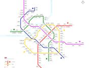 地铁3号线施工进度播报 利好辐射周边楼盘升值可待