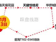 拼妹探房:前海限价住宅9.9万/㎡起 天健龙光1月就有动作?