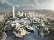 擎动国际 全尖端配套  百亿打造空港居住区六大中心