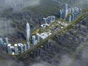 2019年新华将加强中央商务区建设 交通完善配套升级