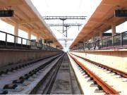 30分钟飚拢成都  成蒲铁路预计11月底正式通车