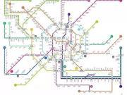 6、8、9、17、18号线明年开通 运营里程将达515公里