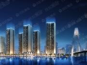 海口恒大外滩8#楼在售:带装修现房 起价16000元/平