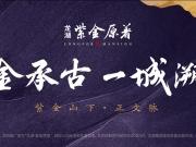 城芯正席!龙湖·紫金原著扼守稀贵价值轴