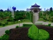 居生态之家 观四季美景——【公园懿品】