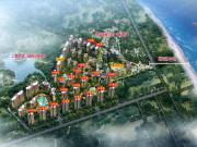 博鳌椰风海岸项目5#、6#楼在售:均价为24000元/平米