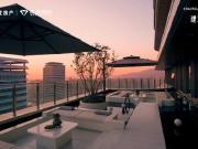 建发缦云空中天幕展厅 开启湖海的99种风情