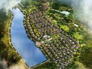 聚雄半岛:无水不别墅,不可复制的湖景5A景区别墅