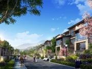 大理园子项目产品涵盖洋房、公寓、别墅、酒店等