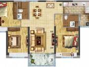 产品观|多卧室朝南设计+南向大面宽客厅 尽享阳光宠溺灿烂生活