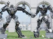 高鸿智汇营销中心乔迁新址暨机器人嘉年华活动16日荣耀启幕