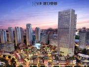 绿地汉口中心·维珍天使酒店公寓,十二年包租轻松赢收益!