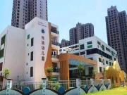 滨海新天地项目小区绿化园林及楼栋实景图赏析