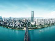大事件!柳江河畔再现一地标建筑,城市封面展现新变化