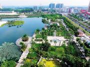 中新友好花园主体施工完成 生态城在售联排别墅均价23000