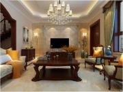 银丰悦珑府别墅302平欧式风格,奢华浪漫雅致,美成一幅画!