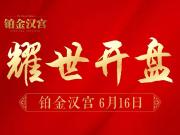 铂金汉宫104-133㎡ 阔景纯板三房 6月16日即将开盘