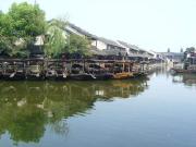 枫溪江畔山地湖景中式院子——诸暨枫林半岛-印象枫桥