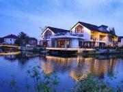 昆山淀山湖乡伴·计家墩--锦溪上海首家微民宿--可租地自建