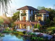 大理苍海高尔夫国际社区建面约56-83㎡叠墅在售中