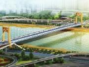 兰州石化黄河大桥选址通过审查 西固区-安宁区双向连通指日可待
