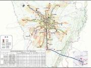 成都地铁新规划详解!带你看懂成都一城两心的规划布局