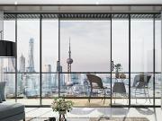 来自意大利瓦赫兰系统40款 · 超有设计感的落地窗在建筑中的