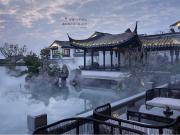 绿城桃李春风项目在售:中式合院带装修 总价约350万/套起