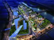 虹桥富力中心整层、整栋精装修办公楼销售 虹桥商务区核心区域
