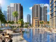 双杰蓝海国际项目在售:滨江景观美宅 单价9500元/平米起