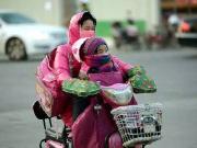 寒冬腊月,送孩子上学,你完全不用那么苦!