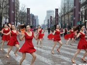围观吃瓜!珠海街头即将惊现神秘舞蹈天团?