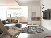 大连高新园区普罗旺斯-日系现代简约风格,大自然风光一览无遗