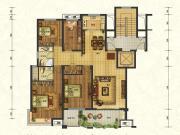 顺通·惠仁心苑3#楼将推户型解读 143㎡大四房演绎极致空间