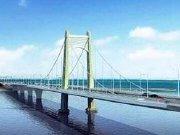 夹河桥工程明年6月竣工 连接两区再添便利