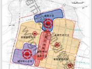 渭南市临渭区中心区控制性详细规划出炉 区域内热门楼盘又将受益
