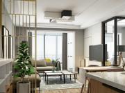 【中铁琉森水岸】设计师的家,很有艺术气质的设计,效果惊艳!