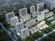 红莲湖旁橡树·上尚城项目最新信息、效果图户型图披露