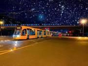 上海松江有轨电车T2西延伸(小昆山)规划公示 一起来看看