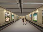 城南交子大道地下通道规划出炉 7条地下通道缓解交通压力