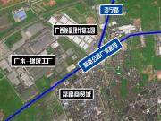 荔新公路广本段将建增城第二个下沉式隧道,最快下半年动工!