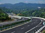 泸荣高速主体工程即将完工 通车后可节约1个多小时!